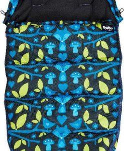 The Buppa Brand Winter Åkpåse Foxy