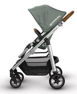 UPPAbaby CRUZ Barnvagn Emmet Green Cruz Stroller Emmett