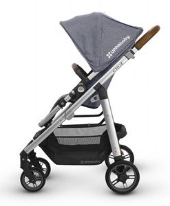 UPPAbaby CRUZ Barnvagn Gregory Blue Cruz Stroller Gregory