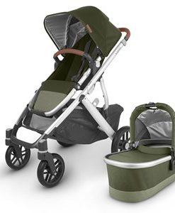 UPPAbaby VISTA V2 Barnvagn Hazel/Olive VISTA V2 Stroller Hazel Olive