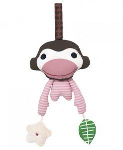 Aktivitetsleksak Asger Monkey