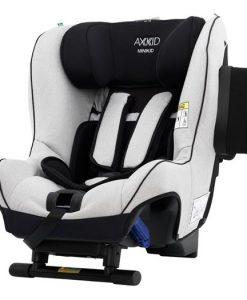 Axkid Minikid bakåtvänd bilbarnstol 0-25 kg, premium sky grey