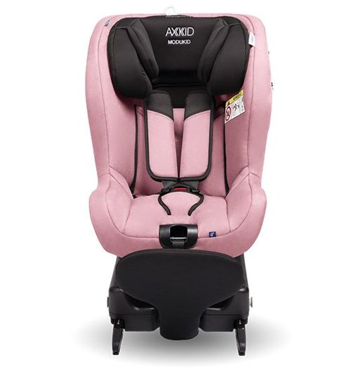 Axkid Modukid bilbarnstol iSize 9-18 kg, pink