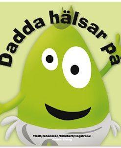 Babblarna Dadda hälsar på Barnbok 12 mån - 3 år