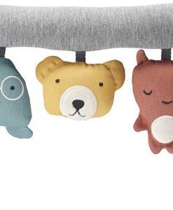 BabyBjörn Mjuka Vänner Leksak till Babysitter