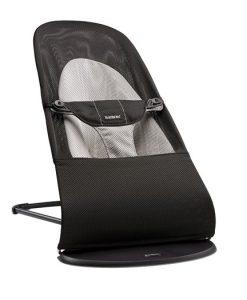 Babybjörn Balance Soft mesh, svart/grå, Svart/grå