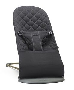 Babybjörn Bouncer Bliss Svart One Size
