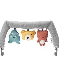 Babybjörn Mjuka Vänner Leksaksbåge One Size