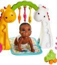Barbie Skipper Babysitters Lekset Crawling Med Docka