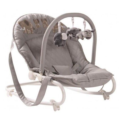 Basson Baby babysitter Viki Lux, grey