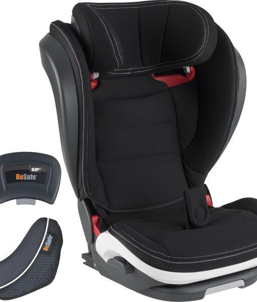 BeSafe iZi Flex Fix i-Size, Black Car Interior
