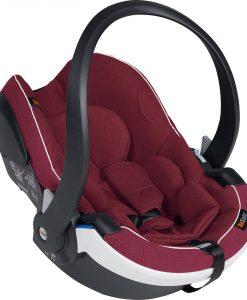 BeSafe iZi Go Modular X1 i-Size Babyskydd, Burgundy Mélange