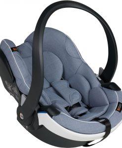 BeSafe iZi Go Modular X1 i-Size Babyskydd, Cloud Mélange