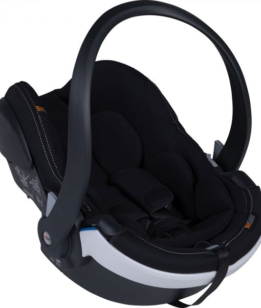 BeSafe iZi Go Modular X1 i-Size Babyskydd, Premium Car Interior Black