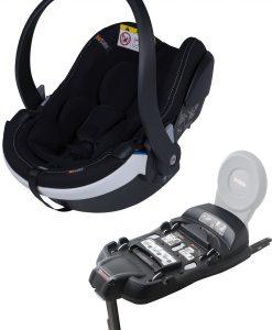 BeSafe iZi Go Modular X1 i-Size Babyskydd inkl. Bas, Premium Car Interior Black