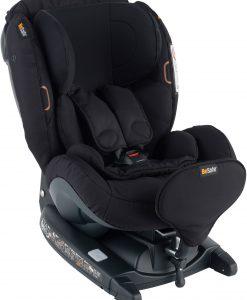 BeSafe iZi Kid X3 i-Size Bilbarnstol, Fresh Black Cab