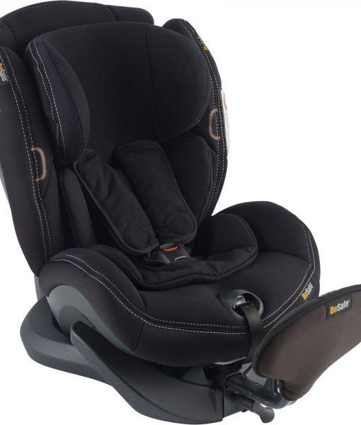 BeSafe iZi Plus X1, Premium Car Interior Black