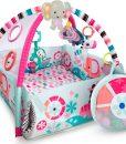 Bright Starts 5-i-1 Babygym, Pink