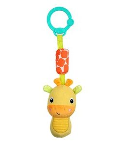 Bright Starts Chime Along Friends™ Giraffe I Farten Leksak 0 - 12 mån