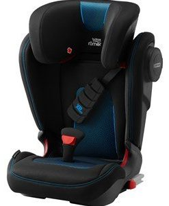 Britax KIDFIX III S Bältesstol Cool Flow Blue One Size