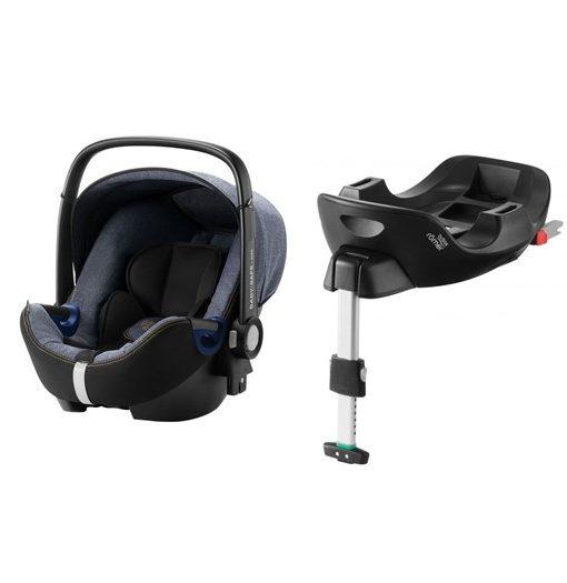 Britax Römer Babysafe2 i-size babyskydd + flexbas, valfri färg