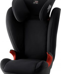 Britax Römer Kid II Bältesstol Black Series, Cosmos Black