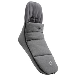 Bugaboo Footmuff Grey Melange One Size