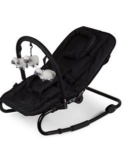 Carena Landsort Babysitter Midnight Black One Size