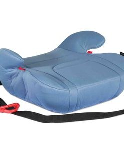 Carena Vitkobb Bälteskudde med Bältesspänne Blue Mussel One Size