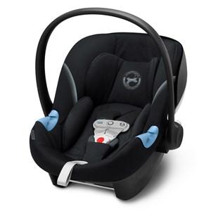 Cybex Aton M i-Size Babyskydd med SensorSafe® Deep Black One Size