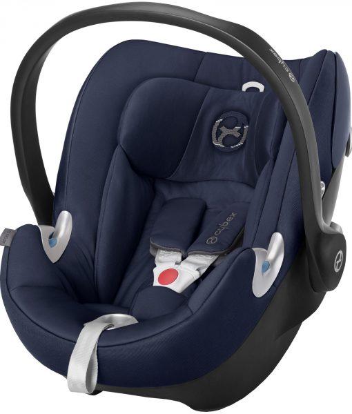 Cybex Aton Q i-Size Babyskydd, Blue