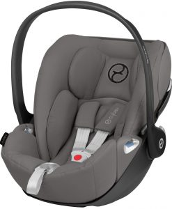 Cybex Cloud Z i-Size Babyskydd, Soho Grey