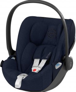 Cybex Cloud Z i-Size Plus Babyskydd, Nautical Blue
