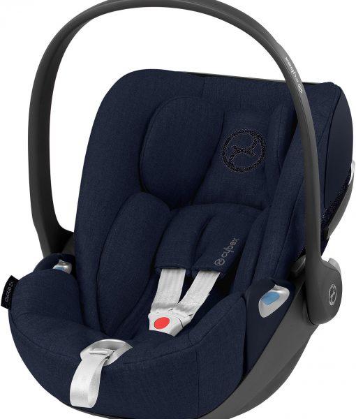 Cybex Cloud Z i-Size Plus Babyskydd, Nautical Blue