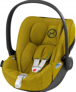 Cybex Cloud Z i-Size Plus, Mustard Yellow