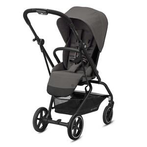 Cybex Eezy S Twist+ 2 Stroller BLK B Barnvagn Soho Grey One Size