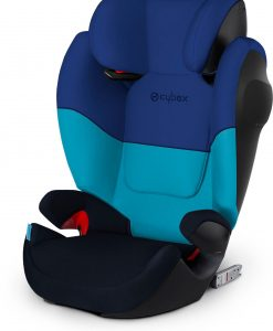 Cybex Solution M-fix Bältesstol, Blue Moon