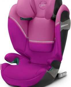 Cybex Solution S i-Fix, Magnolia Pink