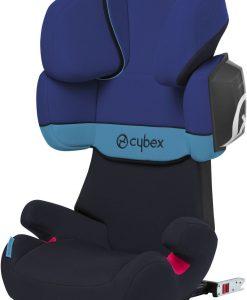 Cybex Solution X2-Fix Bältesstol, Blue Moon