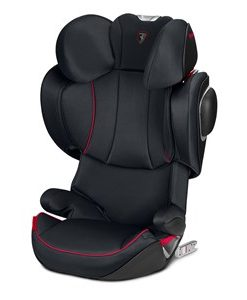 Cybex Solution Z-Fix Bältesstol Ferrari Victory Black One Size