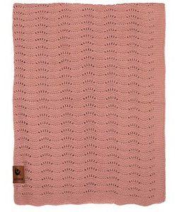 Easygrow Grandma Wave Filt Warm Pink Melange One Size