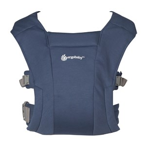Ergobaby Embrace Baby Carrier Soft Navy One Size
