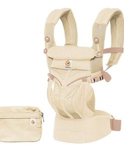 Ergobaby Omni 360 Cool Air Mesh Bärsele Natural Weave one size