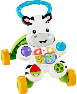 Fisher-Price Lära-Gå-Vagn Zebra Walker