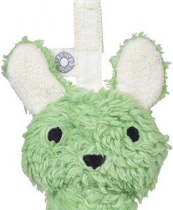 Franck & Fischer Louise Hängande Skallra Rabbit, Green
