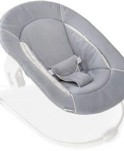 Hauck Alpha 2-i-1 Babysitter Stretch, Grey