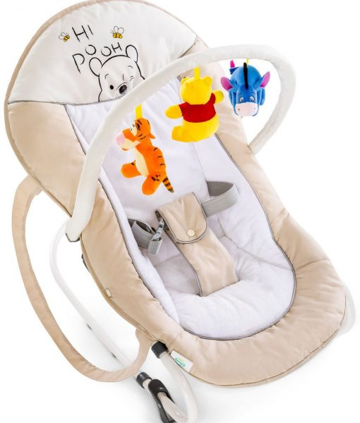 Hauck Bungee Deluxe Babysitter, Pooh Cuddles