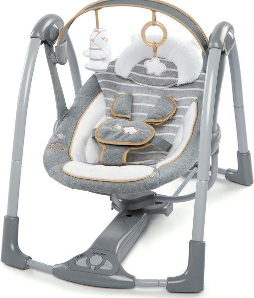 Ingenuity Swing Vridstol, Grey