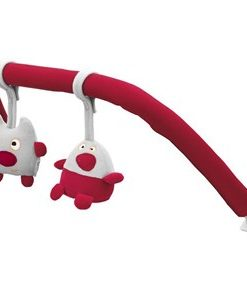 Inovi Lekbåge till Babysitter Röd One Size