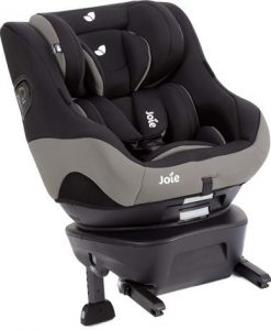 Joie Spin Safe Bilstol, Black Pepper